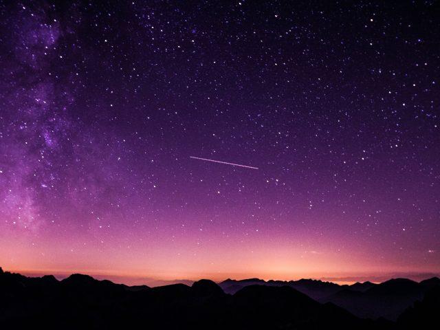 Planera din nattfotografering för perfekta stjärnspår